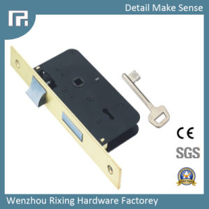 High Security Wooden Door Mortise Door Lock Body Rxb38