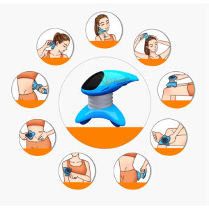 Music Vibration Massager Handheld Body Massager with Great Sound Effects pictures & photos