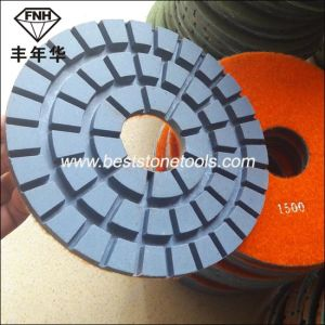 "Cr-25 Diamond Floor Polishing Pad (8""/200mm)"