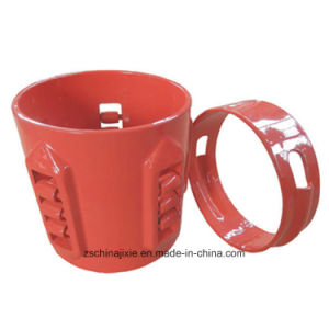Slip-on Solid Body Spiral Roller Rigid Centralizer for Drilling pictures & photos