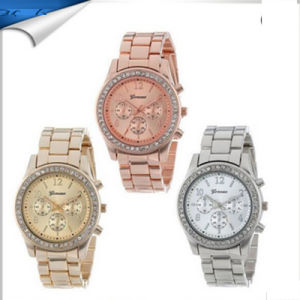 New Arrival Women Ladies Diamond Fashion Watch