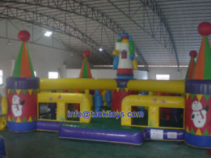 Big Size Inflatable Moon Bounce for Party and Event (B042)