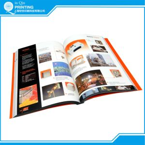 Professional Offset Printing Catalog Printing Service pictures & photos