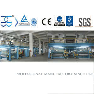Energy Saving High Speed High Precision Automatic BOPP Tape Coating Machine (XW-1300)
