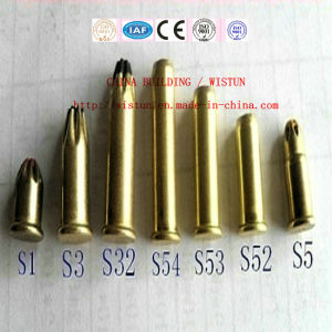 Manufacturer Explosive Powder Bullet For Shoot Nail Gun In
