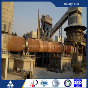 Energy Saving Rotary Kiln Calcined Lime China Lime/Cement Rotary Kiln pictures & photos