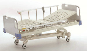Medical Equipment Five-Function Electric ICU Hospital Bed (Da-8) pictures & photos
