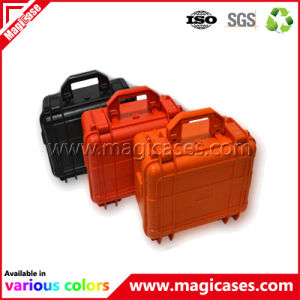 Hard Case Safety Protection Box Accessories Multi-Function Storage Box Equipment Protective Case Engineering ABS Material Waterproof Hard Case Color : Yellow