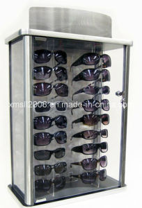 Glasses Holder Display Cabinet Store Display Exhibition Display with Ce (GDS-ER04) pictures & photos