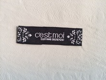 Woven Labels Personalized Sewing Clothing pictures & photos