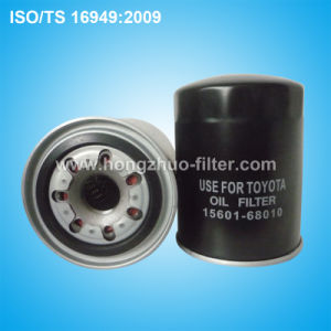 Engine Oil Filter 15601-68010 pictures & photos