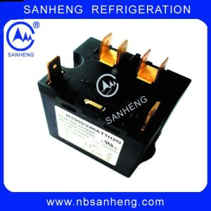 12V Automotive AC Latching Relay pictures & photos