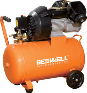 50liter or 100liter V-Twin Piston Cylinder Air Compressor