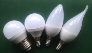 C37/G45 LED Bulb for Aluminum Plastic (3W, 4W, 5W) pictures & photos