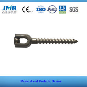 Orthopedic Implant FDA Approved Spinal Internal Fixation Spinal Implant Spine Surgery Pedicle Screw pictures & photos