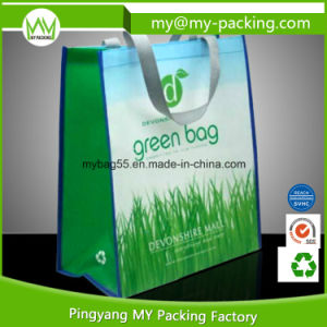 Eco Promotional Matt Laminated Nonwoven PP Shopping Bag pictures & photos