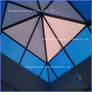 Modern Classic Brief Chinese Rolling Fixed Skylight Cover pictures & photos