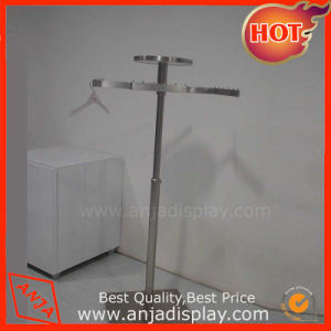 Shop Metal Display Stand for Clothes pictures & photos