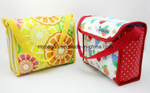 Custom Making Shopping Cooler Thermal Bag pictures & photos