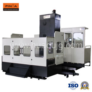 Floor Type Horizontal CNC Machine Center for Metal-Cutting