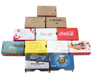 Factory New Google Cardboard Version 2.0 3D Vr Glasses