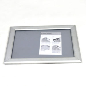 "Small Size Poster Frame 1.1"" Profile - Silver pictures & photos"