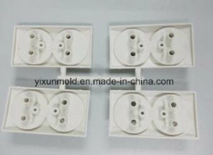 European Style Electrical Outlet Plastic Wall Socket Mold and Parts pictures & photos