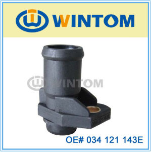 034 121 143e Adapter Thermostat Housing to Thermostat for Volkswagen