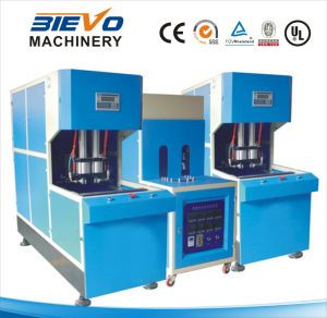 Easy Operation Semi Auto Pet Bottle Blowing Machine pictures & photos