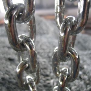 G80 Galvanized Slaughter Chain 8X25.4mm