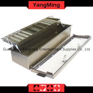 2-Layer Bronze Chip Tray (YM-CT01) pictures & photos