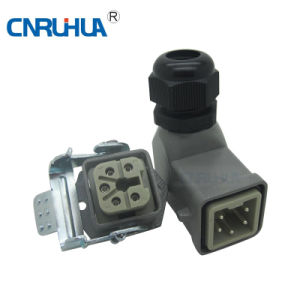 Newest Design High Quality Aviation Connectors pictures & photos