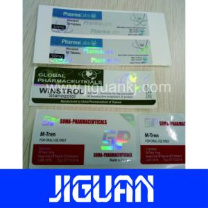 OEM Printing Pharmaceutical Packaging 10ml Hologram Vial Box pictures & photos