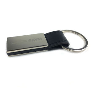 China Factory Supplier Customized Blank Car Brand Leather Key Chains