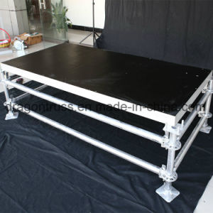 Portable Steel Stage Platform, Used Portable Steel Stage for Sale pictures & photos