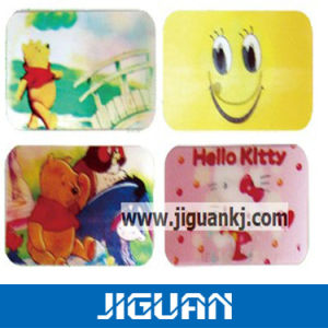 Custom Self Attactive Flip Painting Image 3D Lenticular Sticker pictures & photos