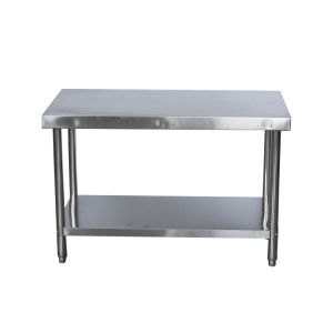 China Stainless Steel Kitchen Workbench Commercial Work Table With Undershelf China Stainless Steel Storage Workbench Stainless Steel Kitchen Tables