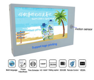 LCD Advertising Player 7 Inch with Motion Sensor (MW-071ABS) pictures & photos