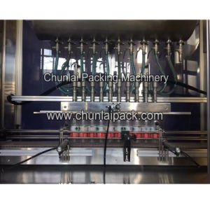 Cooking Oil Bottle Filling Machine pictures & photos