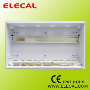 Electric Box, Consumer Unit, (20 ways) pictures & photos