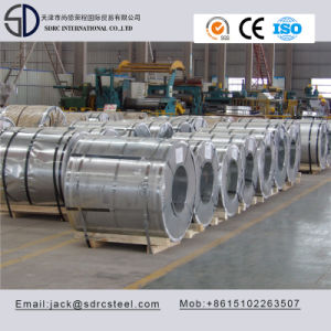 Spcd DC02 Cold Rolled Steel Coil pictures & photos