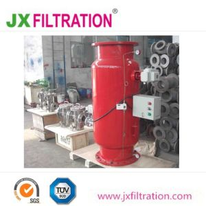 Automatic Backwashing Water Filter Strainer pictures & photos