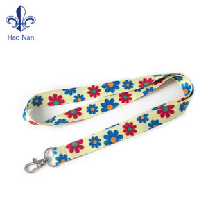 China Factory Price Polyester Lanyard with No Minimum Order pictures & photos