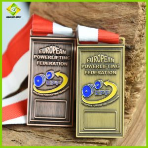 Custom Factory Price Metal Sports Medals and Trophies
