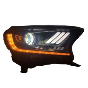 China 2015 Mustang Style Ranger Everest Projector Lens Led Headlight