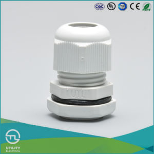 Utl M20 Nylon Cable Gland Connectors Factory Direct pictures & photos