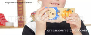 Greensource, Heat Transfer Film for Wooden of Puzzle pictures & photos