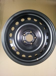 17X6.5 Malibu Steel Wheel Rim pictures & photos