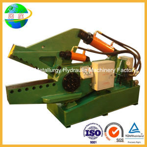 Crocodile Hydraulic Metal Shear for Metal (Q08-200) pictures & photos