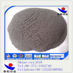 Chinese Factory Produce High Quality of Calcium Silicon Powder pictures & photos